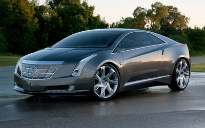 Cadillac-ELR-front-three-quarter